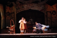 London Cuckolds Scott Parker Lighting Design 7